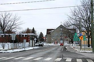 Mercier, Quebec - Image: Mercier QC