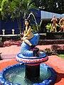 Mermaids statue-1-samudrika museum-andaman-India.jpg