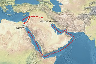 Egypt-Mesopotamia relations