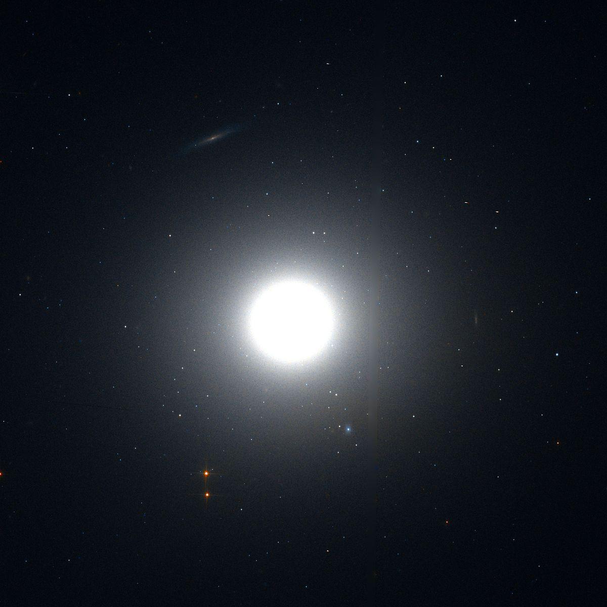 Messier 89 Wikipedia
