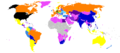 Metal bands by country June 17 2015.png
