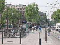 Porte de choisy paris m tro wikipedia for Arrondissement porte d italie