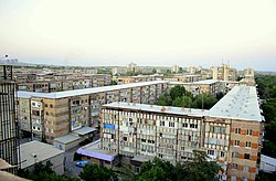 Skyline of Metzamor Մեծամոր