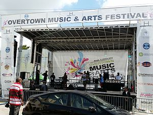 Overtown (Miami) - Overtown Music and Arts Festival