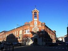 Chiesa Michele Rua al mattino