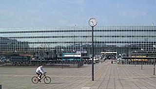 Milton Keynes Central railway station Principal railway station of Milton Keynes, England