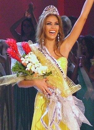 Miss Universe 2008, Dayana Mendoza2