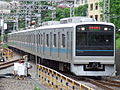 Model 3000-Fifth of Odakyu Electric Railway.JPG
