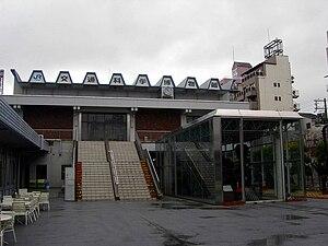 大阪交通科学館 現・交通科学博物館