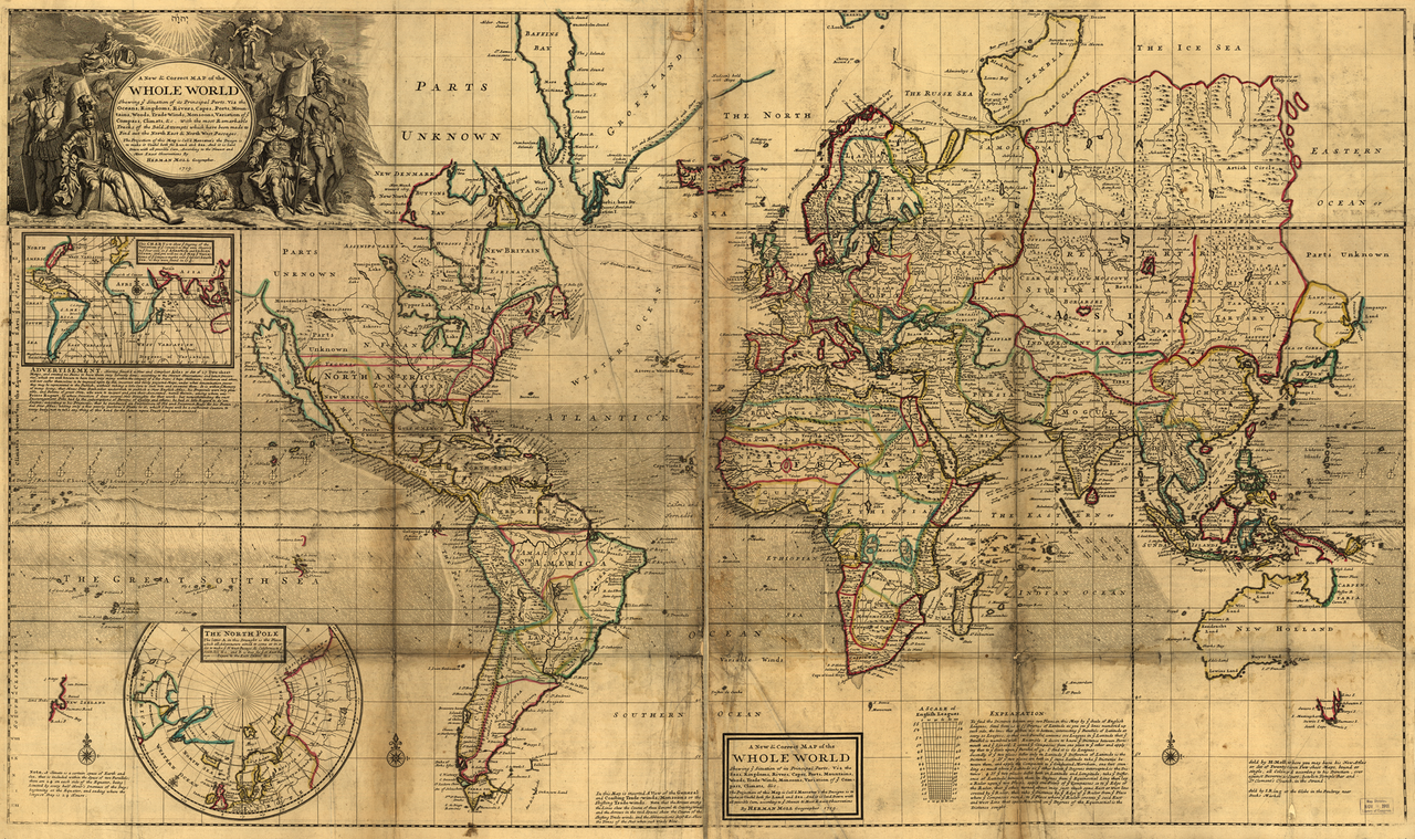 File Moll A new and correct map of the whole Wikimedia Commons