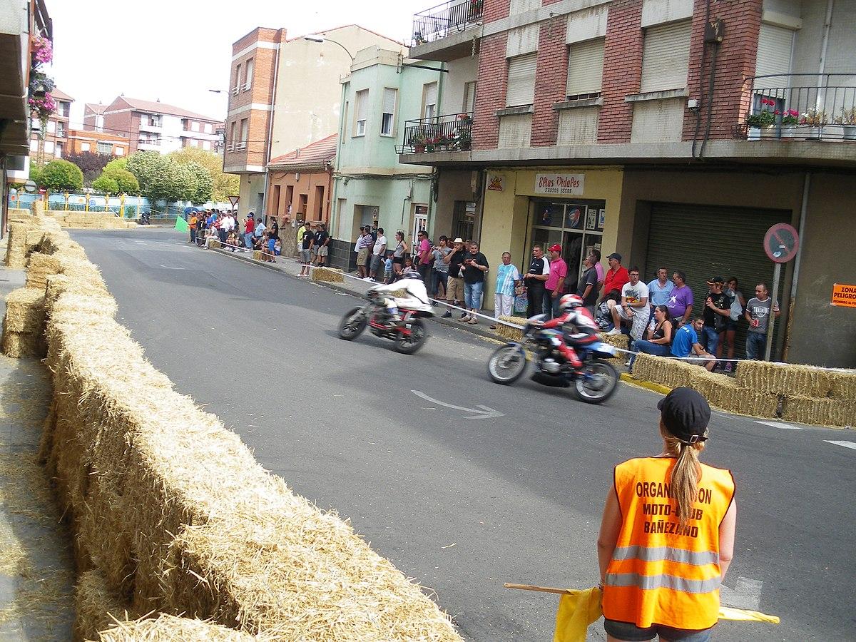Circuito Urbano La Bañeza : Gran premio de velocidad quot ciudad la bañeza wikipedia