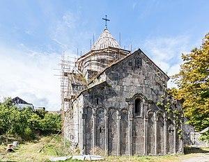 Sanahin Monastery - Image: Monasterio de Sanahin, Armenia, 2016 09 30, DD 34