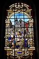 Moncontour (Côtes-d'Armor) Église Saint-Mathurin Vitrail 891.jpg