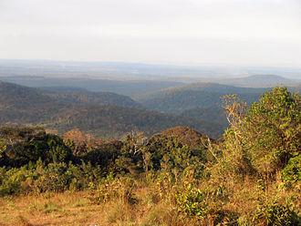 Mondulkiri Province - Mondulkiri landscape