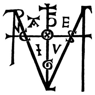 A.E.I.O.U. - A.E.I.O.U. monogram of Frederick III