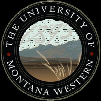 University of Montana Western - Image: Montana Western logo