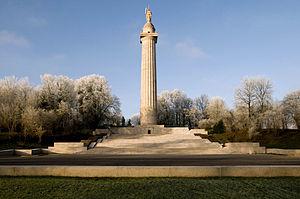 Montfaucon-d'Argonne - American Monument.