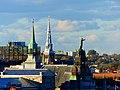 Montreal - Marguerite-Bourgeoys Museum - au milieu d'un tour de l'église inconnue - Notre-Dame-de-Bon-Secours Chapel - panoramio.jpg