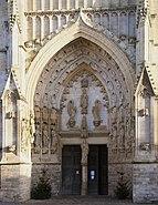 Montreuil Saint-saulve portail