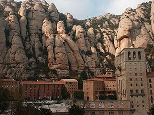 Resultado de imagen de basílica de Montserrat