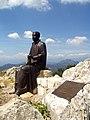 Monument Verdaguer Mare de Déu del Mont 2.JPG