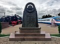Monument to Railway Soldiers in the Moscow Railway History Museum.jpg