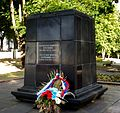 Monument to Soviet Soldiers died in 1941-1945 War, Šiauliai, Lithuania.jpg