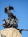 Monumento al Ejército de Los Andes, Detalle.jpg