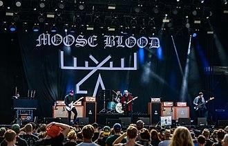 Moose Blood - Moose Blood live at Rock am Ring 2018