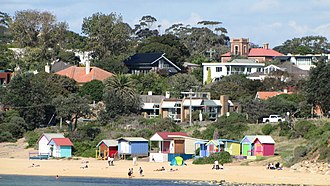 Mornington, Victoria - Mornington Beach