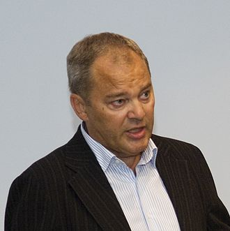 Morten Loktu - Image: Morten Loktu, forskningsdirektør i Statoil