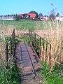 Mostek przez rzeczkę - panoramio.jpg