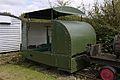 Motor Rail Simplex Armoured Diesel Engine 2ft Gauge. Irchester Narrow Gauge Railway Museum - Flickr - mick - Lumix.jpg