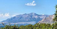 Mount Ben Lomond in Ogden Utah.jpg
