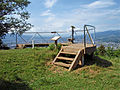 Mount Oarashi 20100518 Observation Deck.jpg