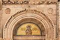 Mozaics above the entrance to Euphrasius Basilica in Porec.jpg