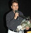 Mr Gurudas Maan (Actor, Singer, Lyricist) at the presentation of the film Waris Shah – Ishq Da Waris during the 37th International Film Festival (IFFI-2006) in Panaji, Goa on November 27, 2006.jpg