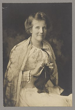 Mrs. Theodore Roosevelt LCCN2009631491