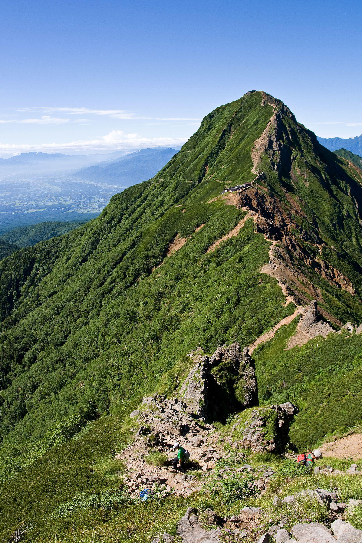 Mount Aka Yatsugatake Wikipedia