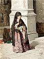 Mujer de Chile despues de Misa.jpg