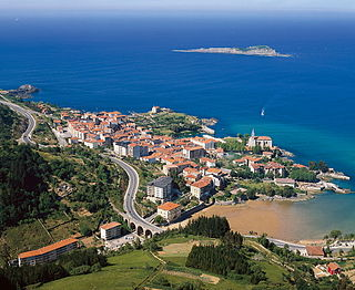 Mundaka Municipality in Basque Country, Spain