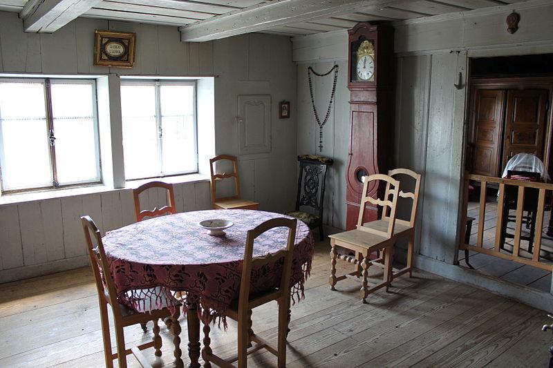 Fichier:Musee des maisons comtoises - Ferme a tuyé 5.JPG