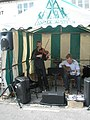 Musicians at the Harting Festivities - geograph.org.uk - 1319418.jpg