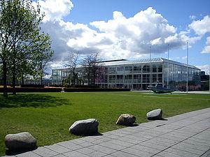 Concert Hall Park, Aarhus - Image: Musikhusparken 6