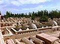 Muslim cemetery. Kashgar.jpg