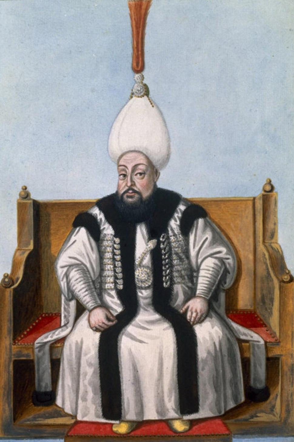 Mustafa III by John Young