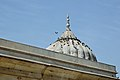 Muthamman Burj Dome - Southern View - Khas Mahal - Red Fort - Delhi 2014-05-13 3254.JPG