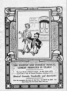 Mutt and Jeff Divorced back 1920.jpg