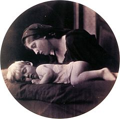My Grandchild aged 2 years & 3 months, by Julia Margaret Cameron.jpg