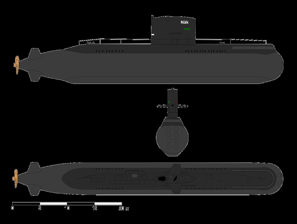 HSwMS Näcken (Näk) - Wikipedia